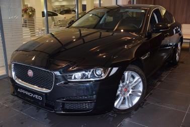 Jaguar XE 20d Prestige Aut. bei Fahrzeugbestand GB Premium Cars in Ihre Fahrzeugfamilie