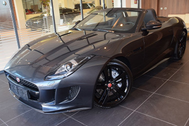 Jaguar F-Type Cabrio 3,0 Aut. bei Auto Mustermann in Ihre Fahrzeugfamilie