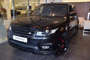 Land Rover Range Rover Sport 3,0 SDV6 HSE Dynamic HSE Dynamic bei Auto Mustermann in Ihre Fahrzeugfamilie
