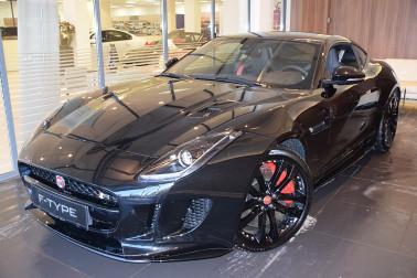 Jaguar F-Type Coupe 5,0 V8 R AWD Aut. bei Auto Mustermann in Ihre Fahrzeugfamilie