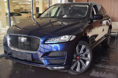 Jaguar F-Pace 30d AWD Portfolio Aut. bei Auto Mustermann in Ihre Fahrzeugfamilie