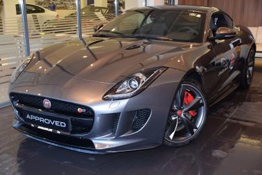 Jaguar F-Type Coupe 3,0 Aut. bei Auto Mustermann in Ihre Fahrzeugfamilie
