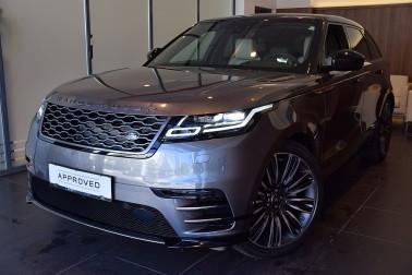 Land Rover Range Rover Velar First Edition 3,0 V6 Twinturbo Allrad Aut. bei Auto Mustermann in Ihre Fahrzeugfamilie