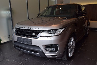 Land Rover Range Rover Sport 3,0 TDV6 HSE Dynamic bei Auto Mustermann in Ihre Fahrzeugfamilie