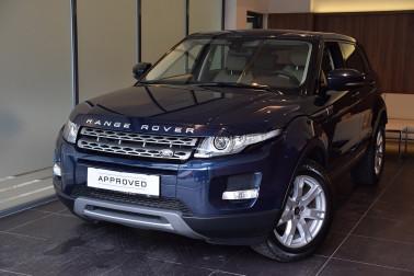 Land Rover Range Rover Evoque Pure 2,2 TD4 bei Fahrzeugbestand GB Premium Cars in Ihre Fahrzeugfamilie