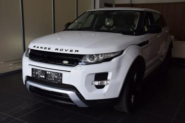 Land Rover Range Rover Evoque Dynamic 2,2 TD4 Aut. bei Fahrzeugbestand GB Premium Cars in Ihre Fahrzeugfamilie