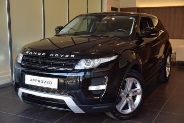 Land Rover Range Rover Evoque Dynamic 2,2 SD4 Aut. bei Fahrzeugbestand GB Premium Cars in Ihre Fahrzeugfamilie