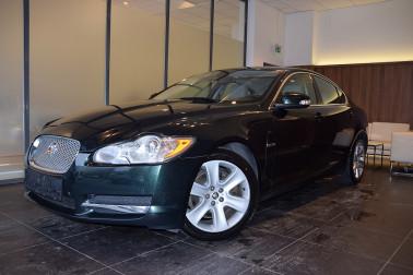 Jaguar XF 2,7 V6 Diesel Premium Luxury bei Fahrzeugbestand GB Premium Cars in Ihre Fahrzeugfamilie