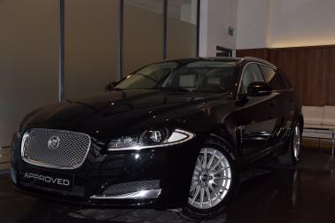 Jaguar XF Sportbrake 2,2 Diesel bei Fahrzeugbestand GB Premium Cars in Ihre Fahrzeugfamilie