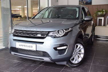 Land Rover Discovery Sport 2,2 SD4 4WD SE Aut. bei BM    GB Premium Cars in