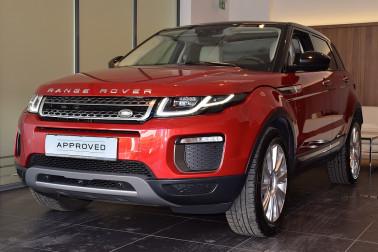 Land Rover Range Rover Evoque HSE 2,0 TD4 Aut. bei BM    GB Premium Cars in