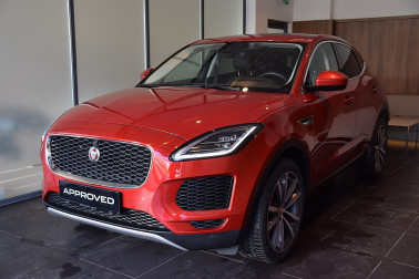 Jaguar E-Pace 20d AWD R-Dynamic HSE Aut. bei BM || GB Premium Cars in