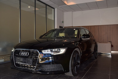 Audi A6 Avant 3,0 TDI quattro DPF S-tronic bei Fahrzeugbestand GB Premium Cars in Ihre Fahrzeugfamilie