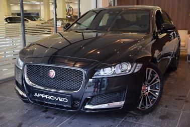 Jaguar XF 20d Pure Aut. bei BM    GB Premium Cars in