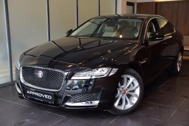Jaguar XF 20d Prestige Aut. bei BM || GB Premium Cars in