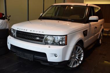 Land Rover Range Rover Sport 3,0 TdV6 HSE DPF bei Fahrzeugbestand GB Premium Cars in Ihre Fahrzeugfamilie