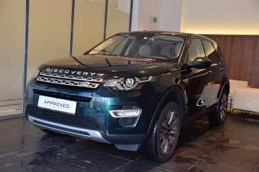 Land Rover Discovery Sport 2,0 SD4 4WD HSE Luxury Aut. bei BM || GB Premium Cars in