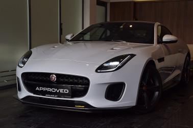 Jaguar F-Type Coupe 3,0 AWD 400 Sport Aut. bei BM || GB Premium Cars in