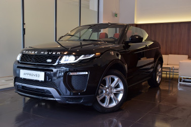 Land Rover Range Rover Evoque Cabriolet HSE Dynamic 2,0 TD4 Aut. bei BM    GB Premium Cars in