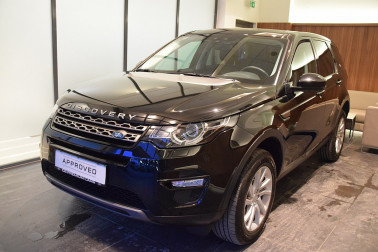 Land Rover Discovery Sport 2,0 TD4 4WD SE Aut. bei BM    GB Premium Cars in