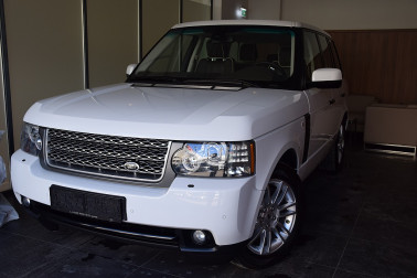 Land Rover Range Rover 3,6 TdV8 Vogue DPF bei BM    GB Premium Cars in