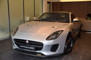 Jaguar F-Type Coupe 3,0 AWD 400 Sport Aut. bei BM || GB Premium Cars in