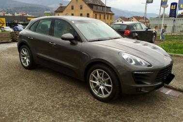 Porsche Macan S 3,0 20 Zoll Räder bei BM    GB Premium Cars in