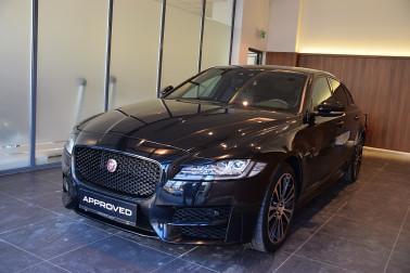 Jaguar XF 20d AWD R-Sport Aut. bei BM || GB Premium Cars in