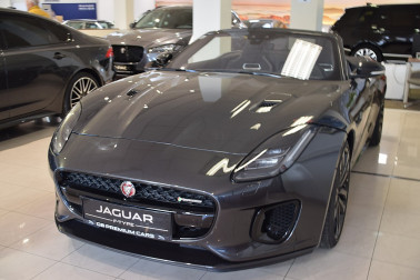 Jaguar F-Type P380 Cabrio 3,0 AWD Aut. bei BM || GB Premium Cars in