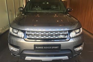 Land Rover Range Rover Sport 3,0 SDV6 Autobiography bei BM || GB Premium Cars in