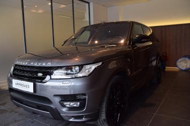 Land Rover Range Rover Sport 3,0 SDV6 Autobiography Dynamic bei BM    GB Premium Cars in