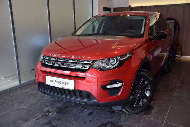 Land Rover Discovery Sport 2,0 TD4 4WD Pure bei BM || GB Premium Cars in