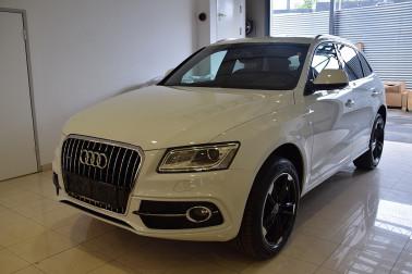 Audi Q5 2,0 TDI quattro Sport S-tronic bei BM || GB Premium Cars in
