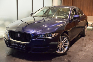 Jaguar XE 20d Prestige AWD Aut. LP: € 57.594,00 – 40% bei BM || GB Premium Cars in