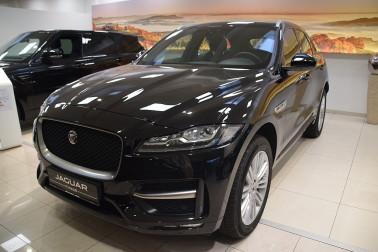 Jaguar F-Pace 25d AWD R-Sport Aut. bei BM || GB Premium Cars in