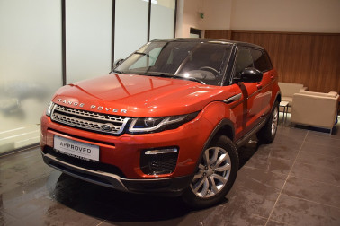 Land Rover Range Rover Evoque SE 2,0 TD4 Aut. Jubiläumsmodel bei BM || GB Premium Cars in