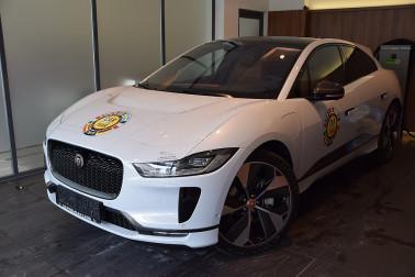 Jaguar I-Pace HSE EV400 AWD bei BM    GB Premium Cars in