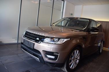Land Rover Range Rover Sport 3,0 TDV6 HSE Dynamik-Paket bei BM || GB Premium Cars in
