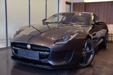 Jaguar F-Type Coupe 2,0 Turbo Aut. bei BM || GB Premium Cars in