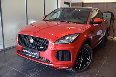 Jaguar E-Pace 2.0I4 P200 R-Dynamic SE AWD Aut. bei BM || GB Premium Cars in
