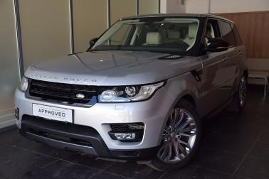 Land Rover Range Rover Sport 3,0 TDV6 HSE Dynamic bei BM    GB Premium Cars in