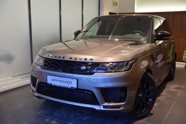 Land Rover Range Rover Sport P400e Plug-in Hybrid HSE Dynamic bei BM    GB Premium Cars in