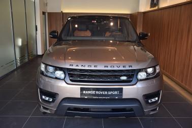 Land Rover Range Rover Sport 5,0 S/C Autobiography Dynamic bei BM    GB Premium Cars in