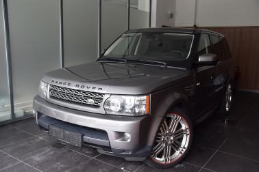 Land Rover Range Rover Sport 3,6 TdV8 HSE bei BM || GB Premium Cars in