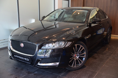 Jaguar XF 20d AWD Prestige bei BM || GB Premium Cars in