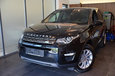 Land Rover Discovery Sport 2,0 TD4 150 4WD SE Aut. bei BM || GB Premium Cars in