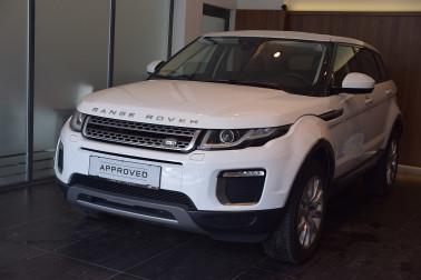Land Rover Range Rover Evoque SE 2,0 TD4 e-Capability bei BM || GB Premium Cars in