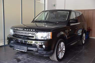 Land Rover Range Rover Sport 3,0 SDV6 HSE bei BM || GB Premium Cars in