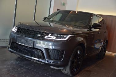 Land Rover Range Rover Sport 3,0 SDV6 HSE Dynamic Aut. bei BM    GB Premium Cars in