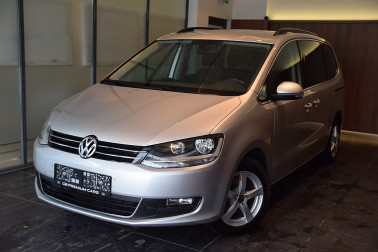 VW Sharan Comfortline BMT 2,0 TDI DPF bei BM || GB Premium Cars in